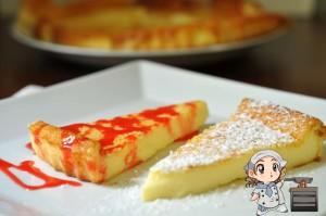 Tarta de queso Eva: Suave y fresquita entra muy bien :)