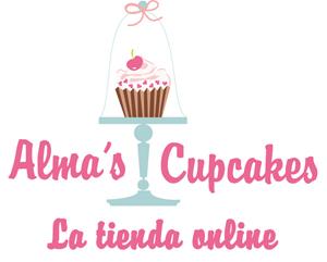 Logo Alma's Cupcakes