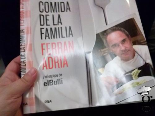 Las recetas de glutoniana sant jordi 2014 for Ferran adria comida