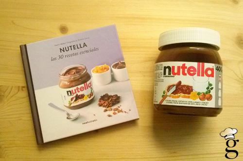 libro nutella glutoniana