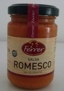 salsa_romesco_ferrer_siingluten_sinlactosa