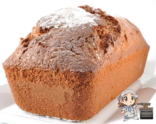 plumcake-nutella