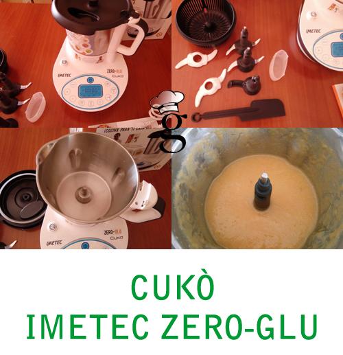 Las recetas de glutoniana cuk de imetec zero glu for Cocinar con robot