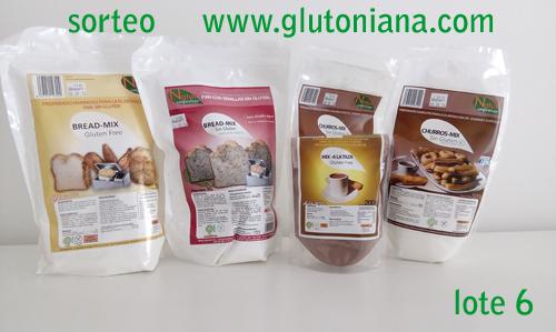 NATUR IMPROVER tiene el lema de facilitar la vida de los celíacos en la cocina, tienen muchos preparados de harina para panes, churros, etc.