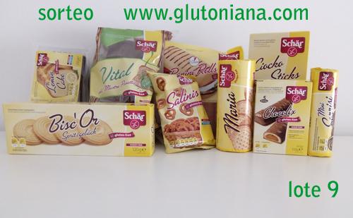 SCHÄR es una marca que todos conocéis que tiene una gran variedad de productos sin gluten en su catálogo.