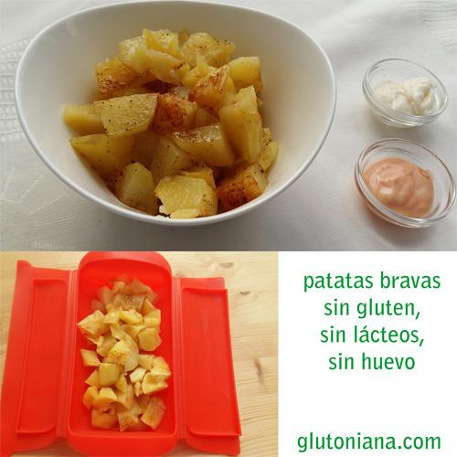 patatas_bravas_microondas_vaporera_lekue_glutoniana3