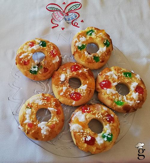 Las Recetas De Glutoniana Roscones De Reyes Sin Gluten Y Sin Lactosa 2019